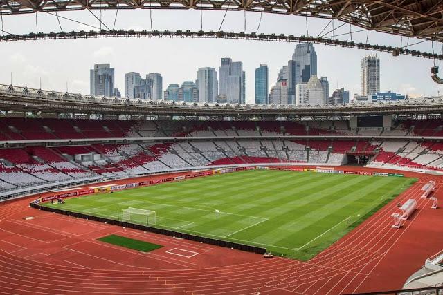 lapangan sepak bola nasional